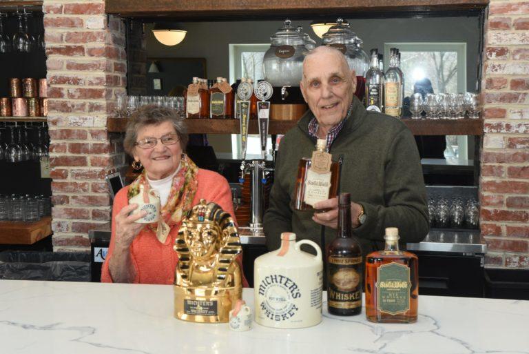 Photo of Sylvia Beam & Dick Stoll from Lititz Record